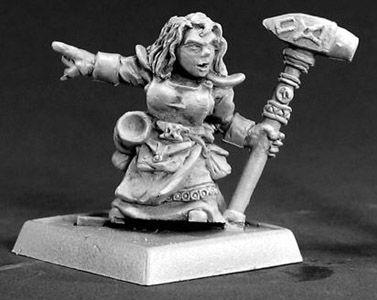 Valana, Forgemaiden Sergeant