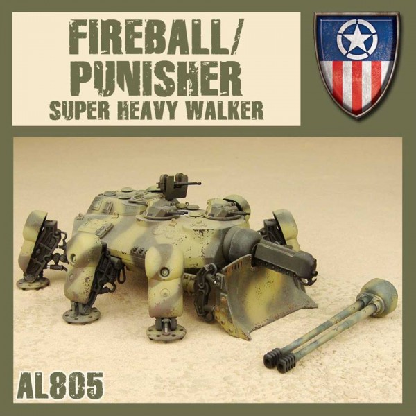Allies: Fireball / Punisher