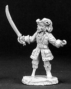 Captain Hook, Pirate