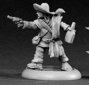 Lobo Sanchez, Mexican Bandito