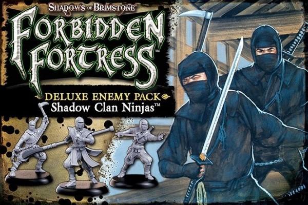 Forbidden Fortress (Shadows of Brimstone) - Shadow Clan Ninjas
