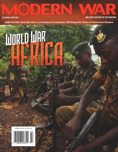 Modern War #52 - World War Africa