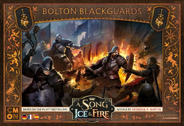 A Song of Ice & Fire: Bolton Blackguards / Rohlinge von Haus Bolton