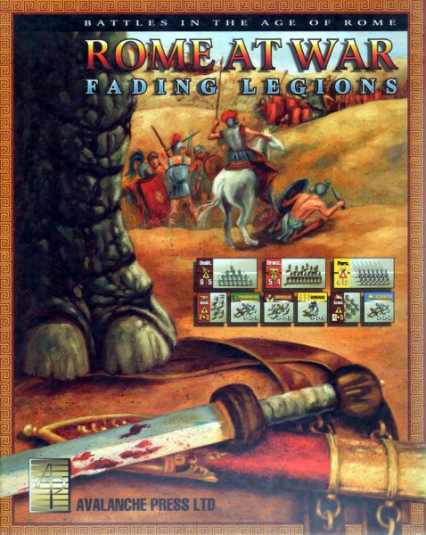 Avalanche Press: Rome at War: Fading Legions