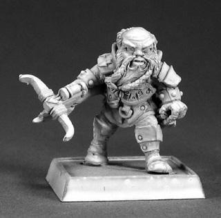 Tohil Staedyhand, Dwarf Crossbow Seargant
