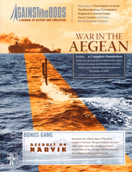 Against the Odds: War in the Aegean