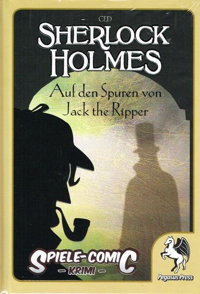 Spiele-Comic Krimi: Sherlock Holmes - Auf den Spuren von Jack the Ripper