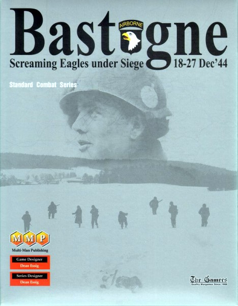 The Gamers: Bastogne (MMP)