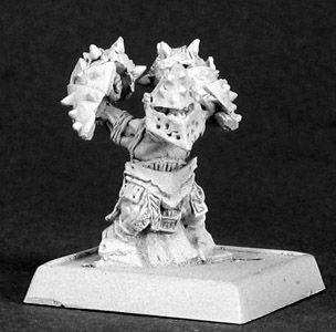 Bloodstone Gnome Hok