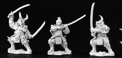 DHL Classics: Samurai