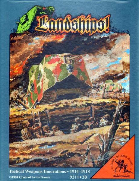 Landships! - Tactical Innovations 1914 - 1918