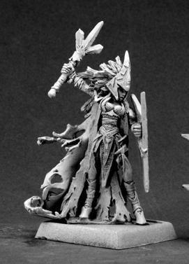 Tierdeleira, Dark Elf Priestess