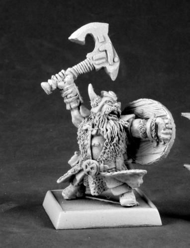 Dwarf Rune Warrior