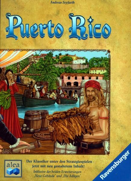 Puerto Rico Neuauflage 2014