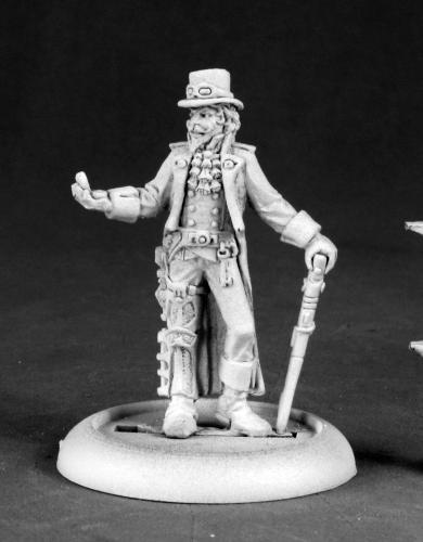Smedley Cloverdash, Evil Villain