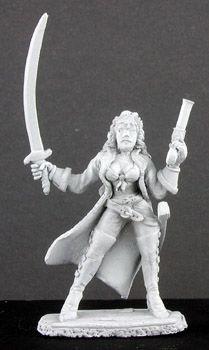 Lucindra Stormrunner, Pirate Captain