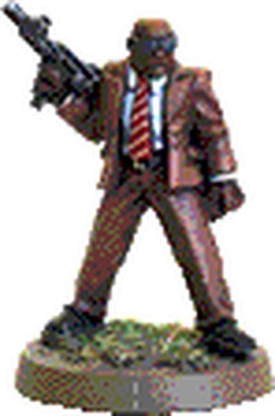 Suits: Handgun, Advancing, Shades