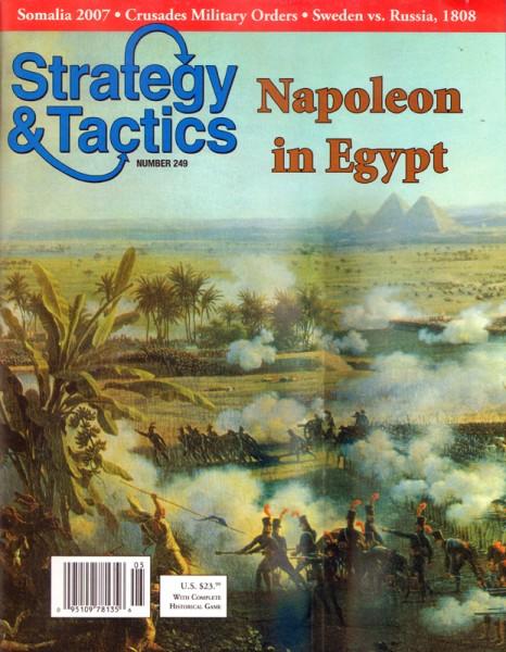 Strategy & Tactics# 249 - Napoleon in Egypt