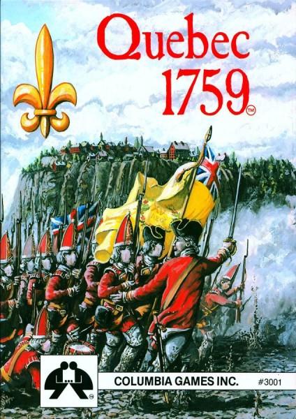 Columbia Games: Quebec 1759