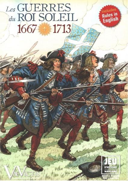 Les Guerres du Roi Soleil - The Wars of the Sun King, 1667-1713