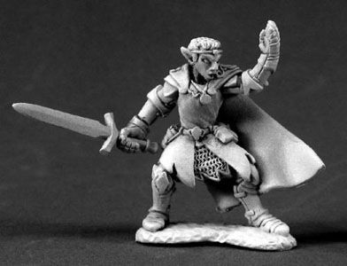 Agonnite, Elf Cleric
