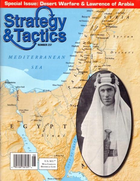 Strategy & Tactics# 237 - Lawrence of Arabia
