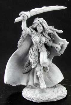 Dara, Psionic Warrior