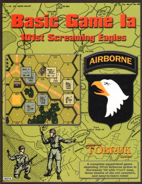 Critical Hit: ATS: Basic Game Ia - 101st Airborne