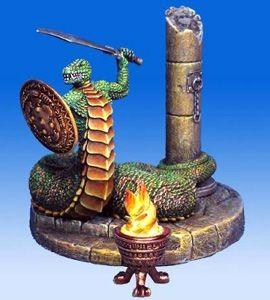 Snakeman of Stygia