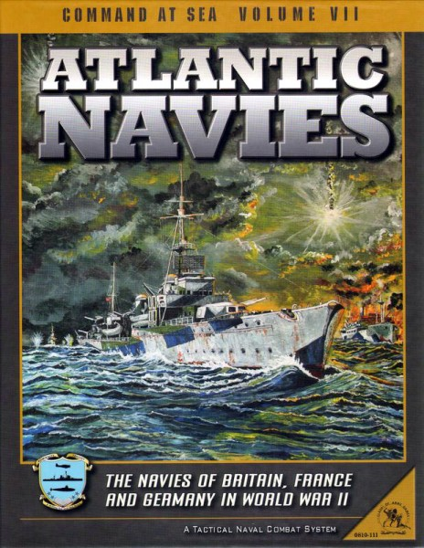 Command at Sea 07: Atlantic Navies
