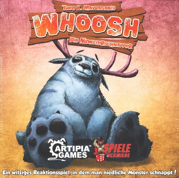 Whoosh: Die Monsterschnapper