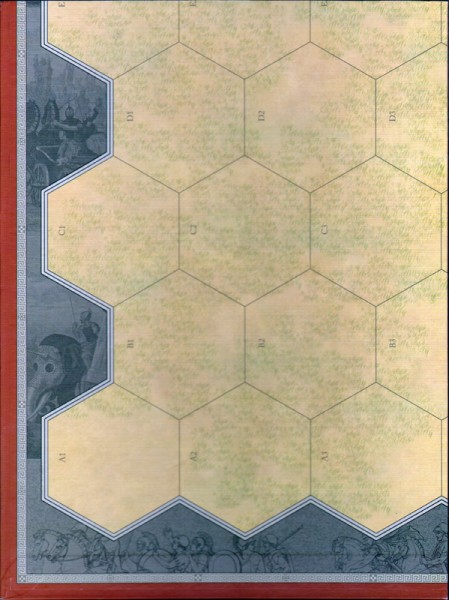 GMT: Command & Colors: Mounted Map