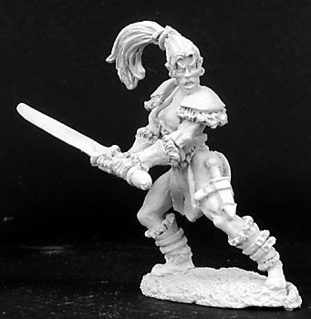 Lathula, female Barbarian