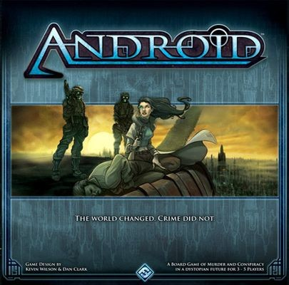 Android - The Boardgame