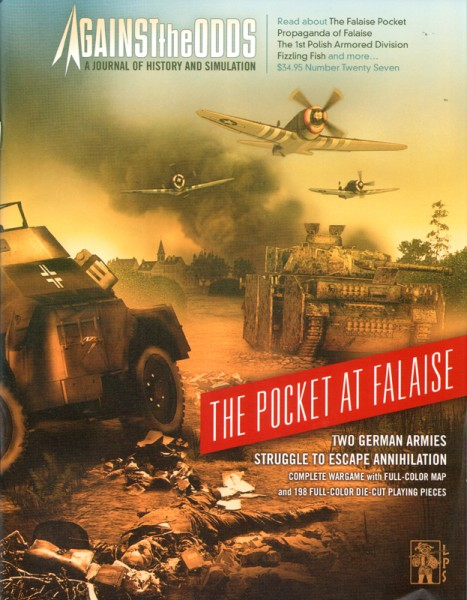 Against the Odds: The Pocket at Falaise