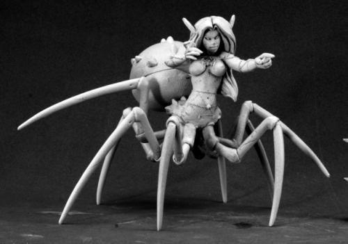 Latassula, Spider Demoness