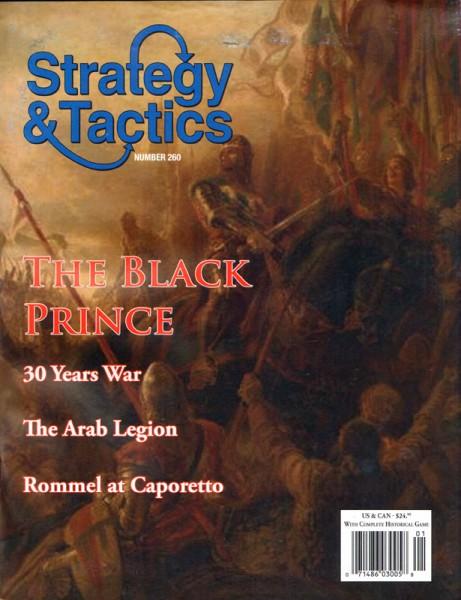 Strategy & Tactics# 260 - Crecy & Navarette