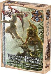 Mercenaires - Normades Squamates