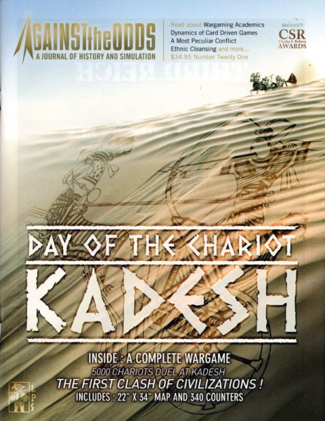 Against the Odds: Kadesh: Day of the Chariot