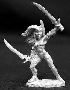 Nayanna, female Pitfighter