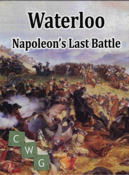 WIA: Waterloo - Napoleon's Last BattleCompanion Wargames