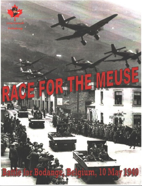 Lone Canuck ASL: Race for the Meuse - Battle for Bodage, Belgium, 10 May 1940