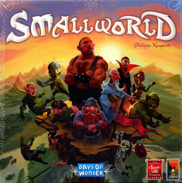 Small World - Grundspiel
