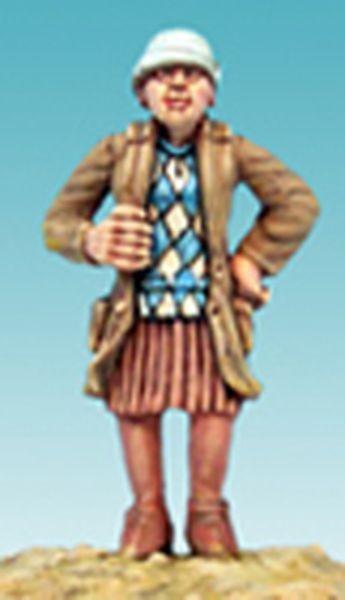 Dunwitch Detectives: Female Adv. w/Short Skirt