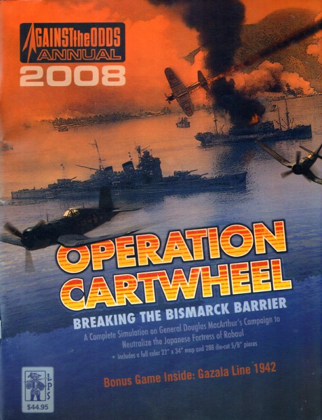 Against the Odds: Operation Cartwheel (Annual)