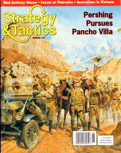 Strategy & Tactics# 242 - Pershing/Pancho Villa