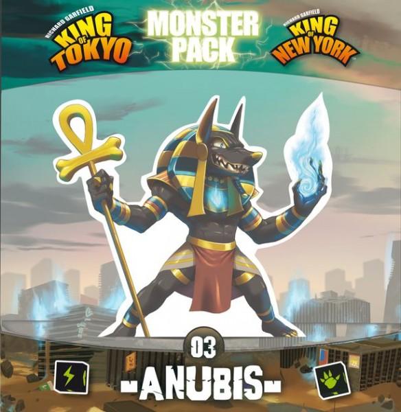 King of Tokyo - Monster Pack Anubis (EN)