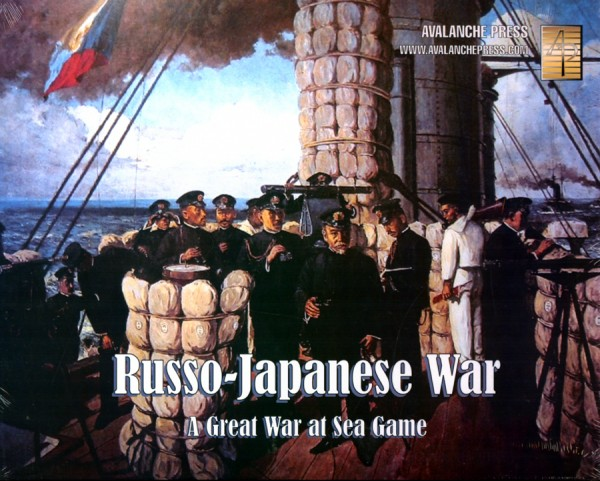 Great War at Sea - Vol. 4 Russo-Japanese War