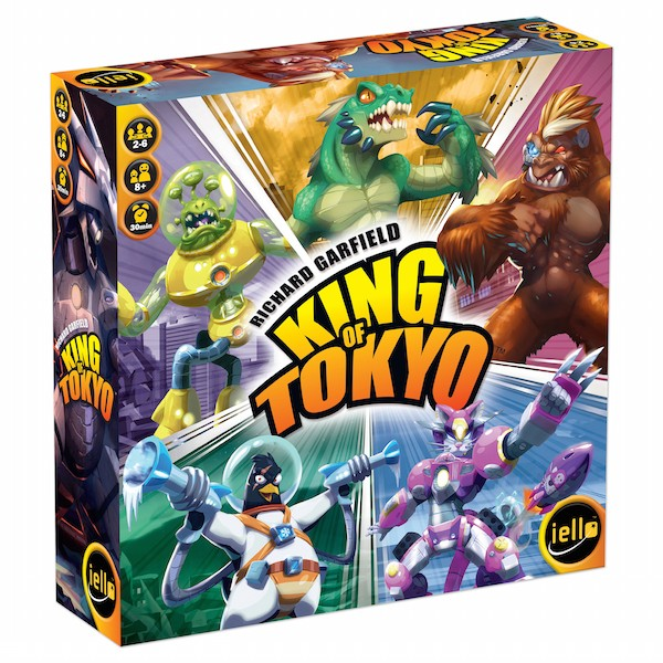 King of Tokyo 2. Edition