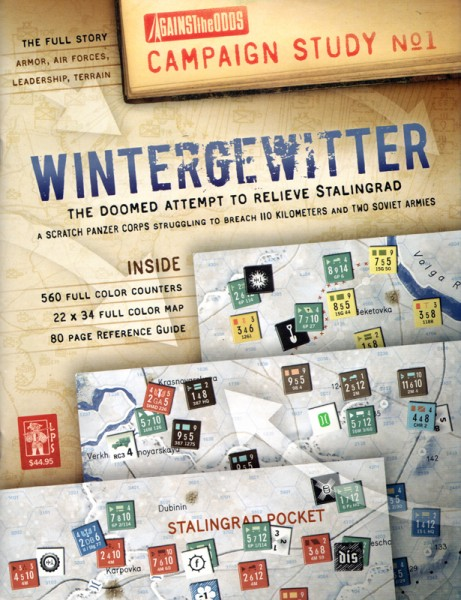 Against the Odds: Camp.Study 1: Wintergewitter